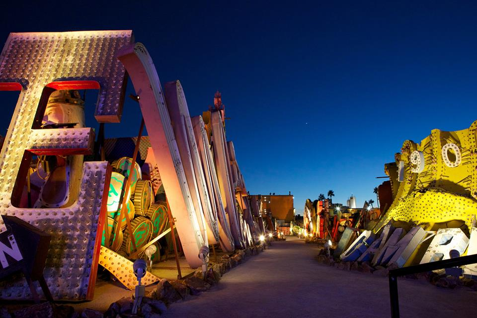 The Neon Museum in Las Vegas is accepting applications for its June Artist-In-Residence program.