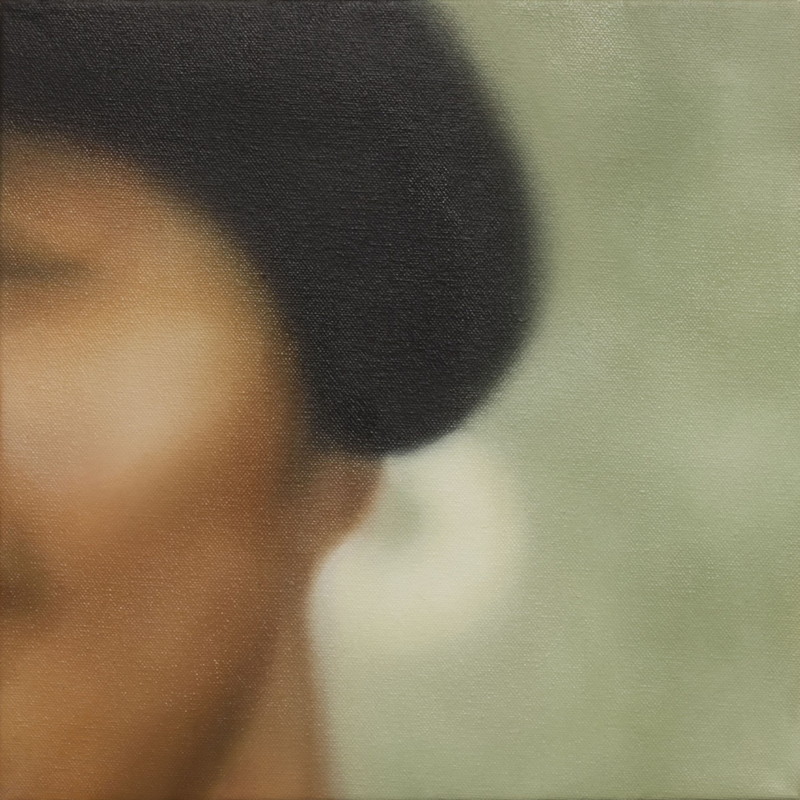 Lance Smith | When I'm With You (detail) | oil on canvas
