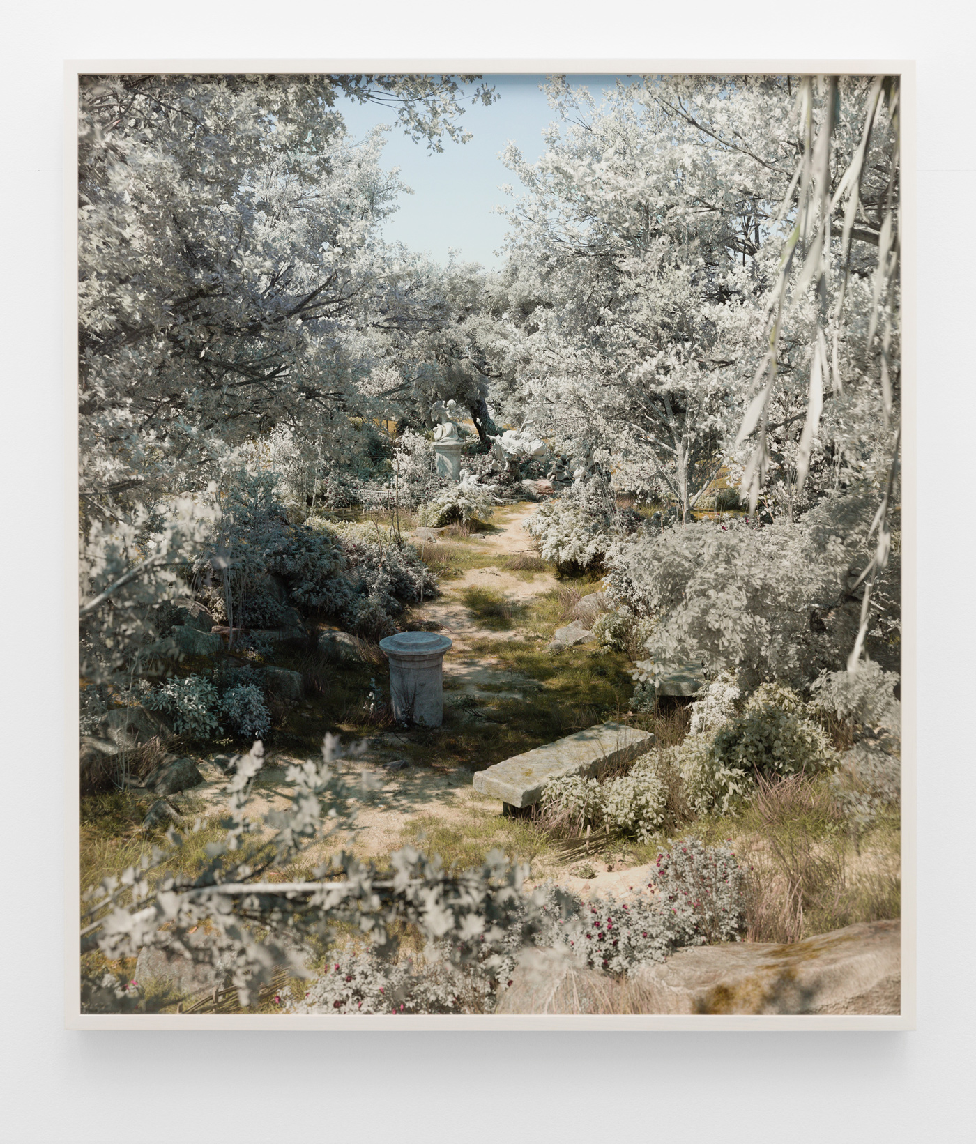 Chris Coy   from A Little Death, solo exhibition at Anat Ebgi, Los Angeles