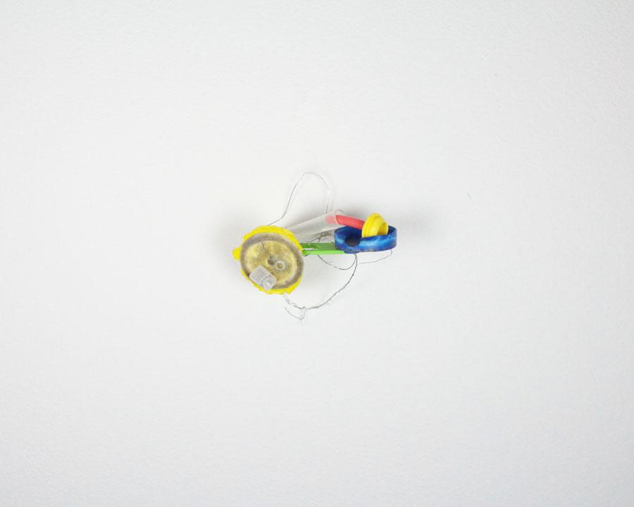 Sole | not however heeded | wire, plastic