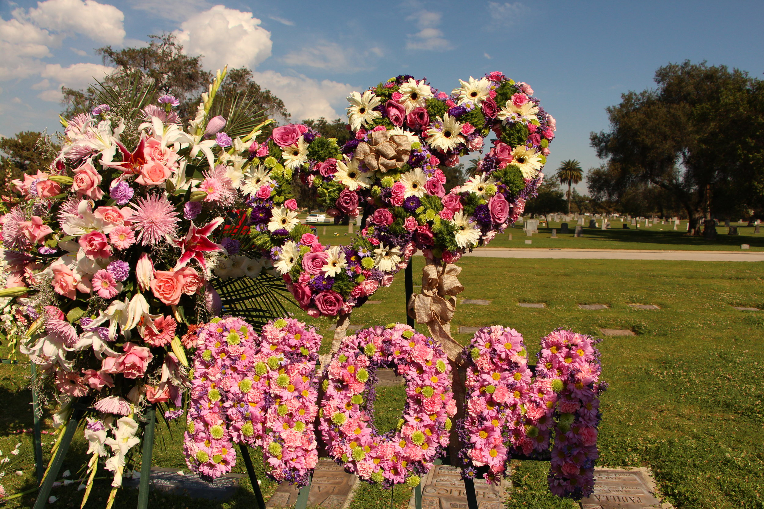 """Flores Para Abuelita Esperanza"" Adriana Chavez"