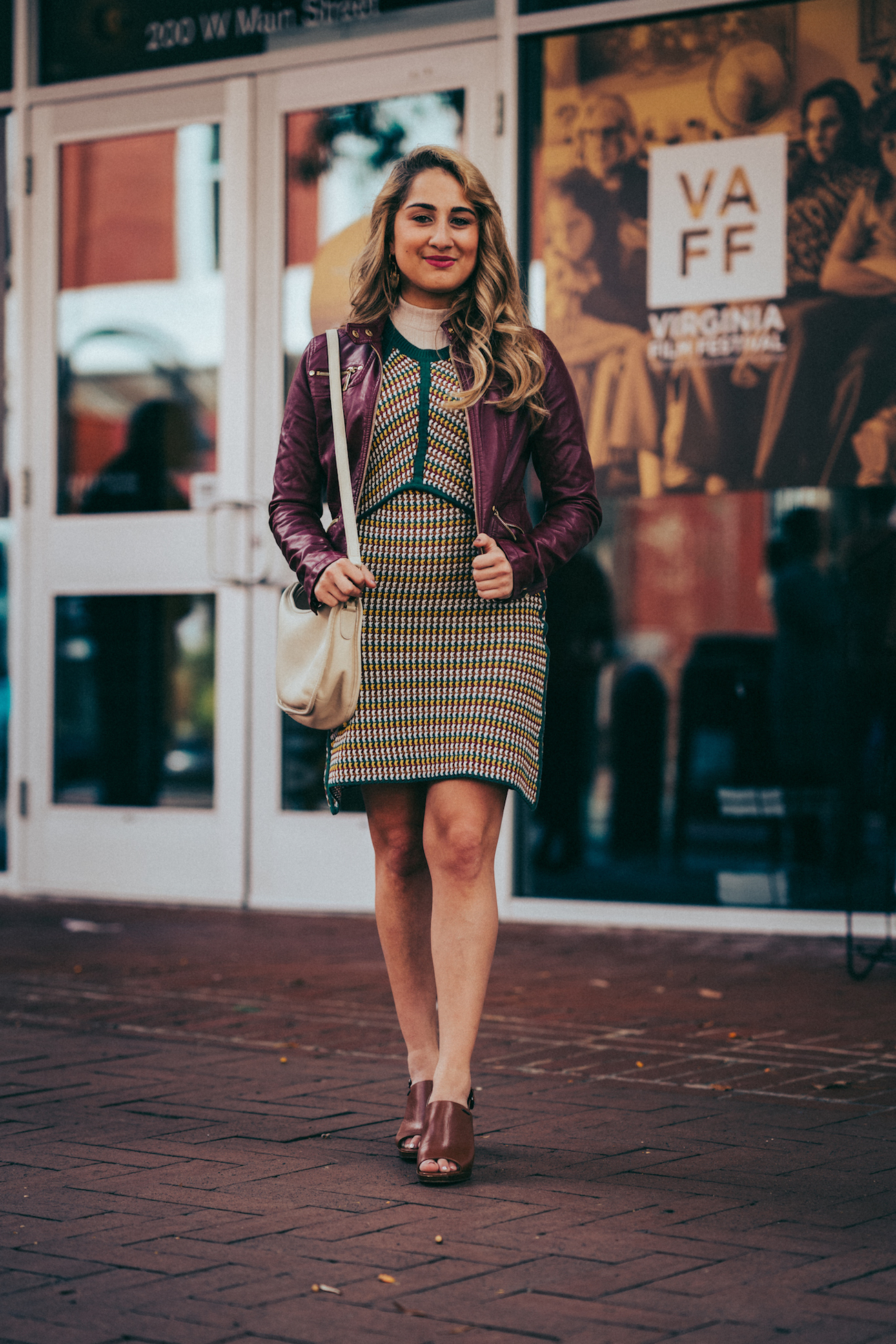 Virginia Film Festival Style | Photography by Tristan Williams for Darling Boutique