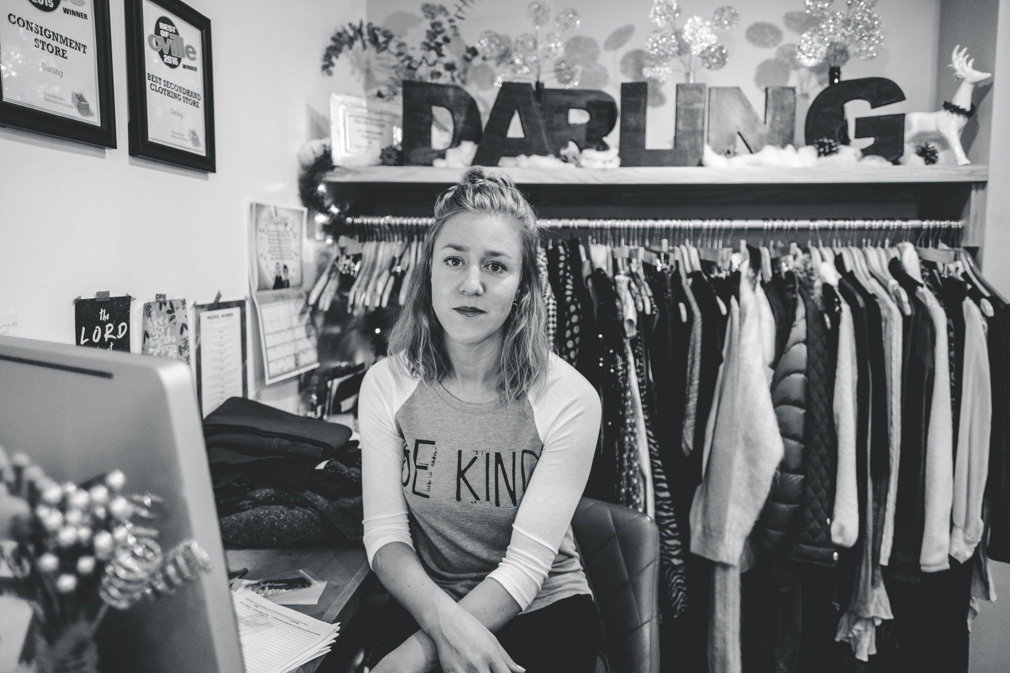 Shop Girl Year in Review | Photography by Tristan Williams