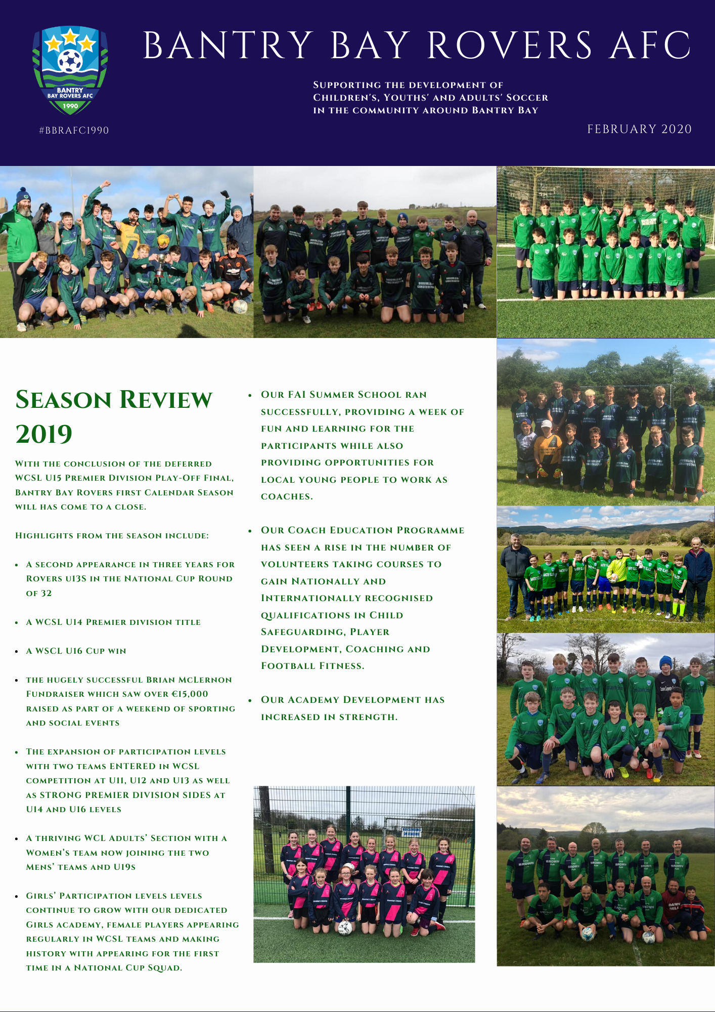 Bantry Bay Rovers AFC - Posts | Facebook