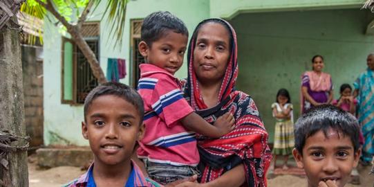 Community Memorialization in Sri Lanka