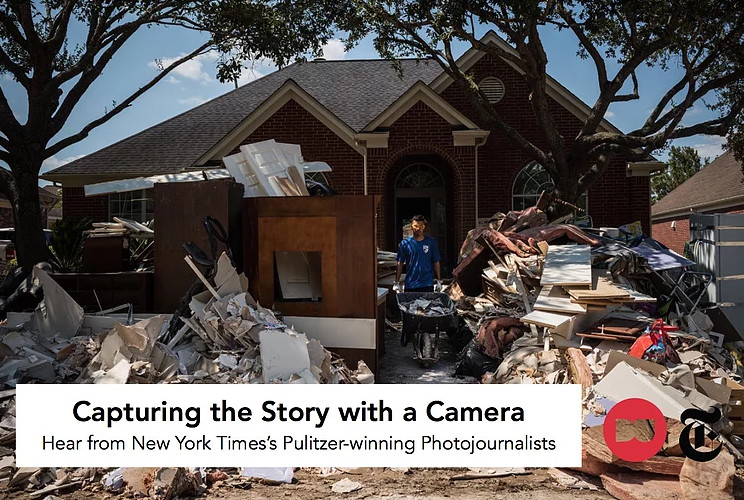 New York Times Photography Lecture