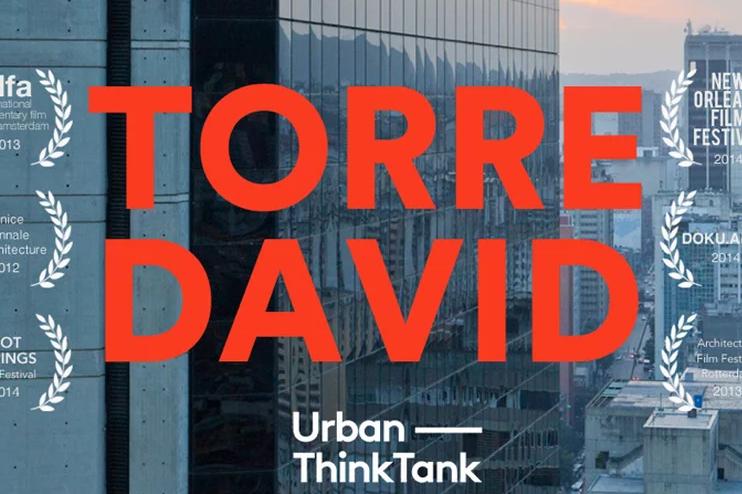 Alejandro Brillembourg: Torre David