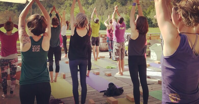 Yoga Vinyasa -