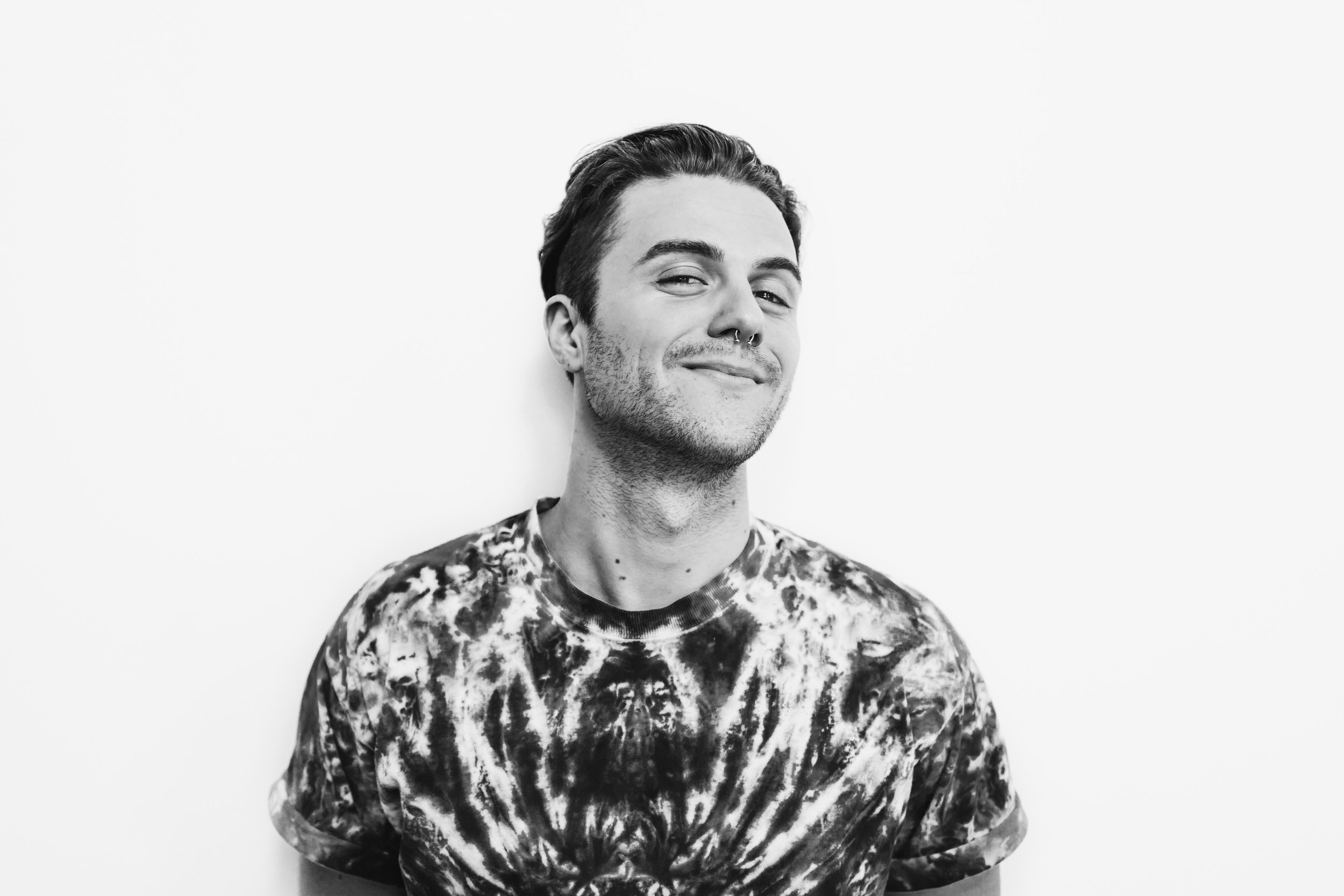 Aaron Owens-Crain, Marketing Coordinator - Invented the hipster bro