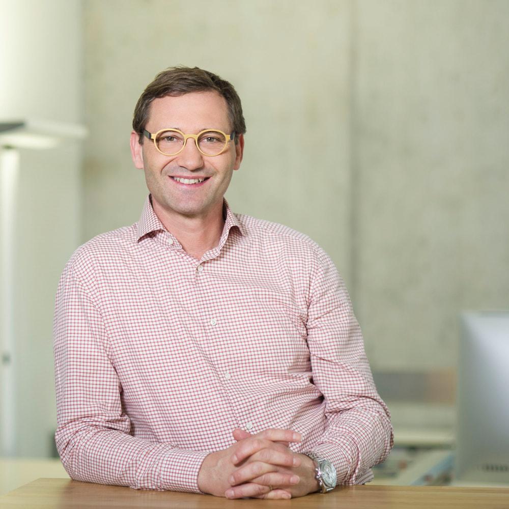 Geschäftsleitung Christian Springer Architekt