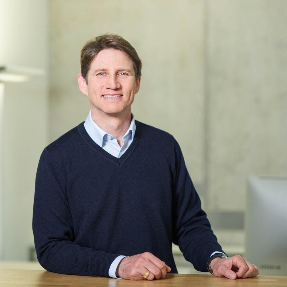 Geschäftsleitung Christoph Lehmann Architekt