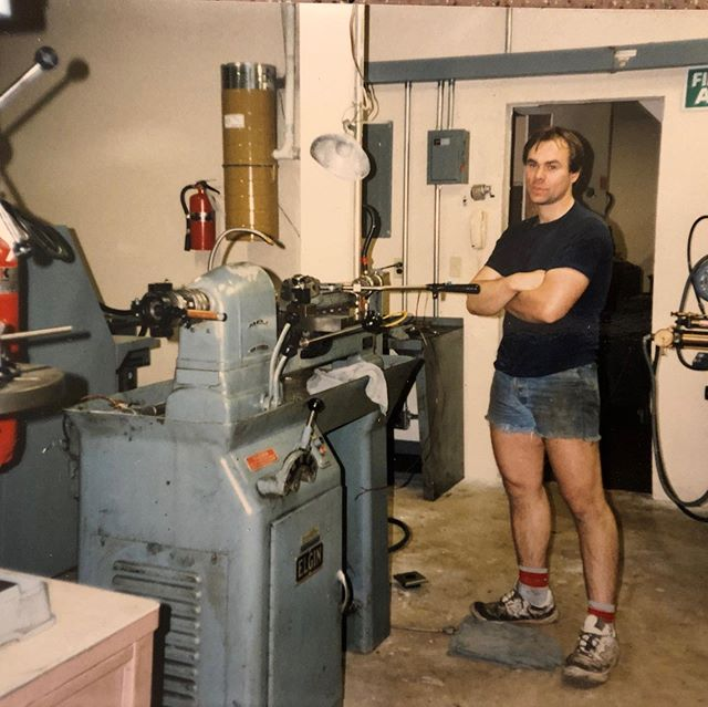 Happy #flashbackfriday !! Our equipment and sense of style may have changed, but our dedication and passion for serving our customers sure hasn't! Contact us at www.westernprec.com to request a quote today!  #cnc #manufacturing #engineering #aerospace