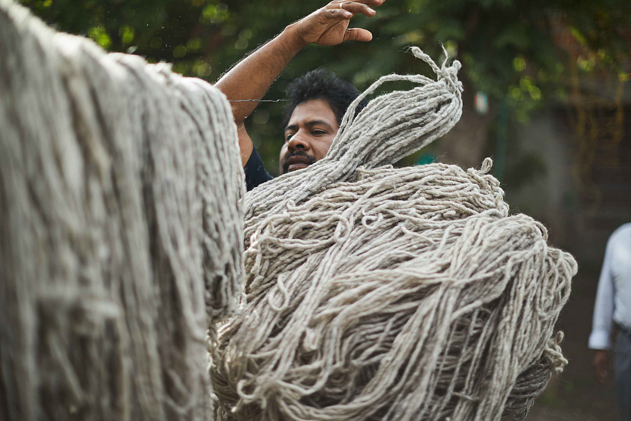 Madda Studio Wool for Custom Wool Rugs in Mexico