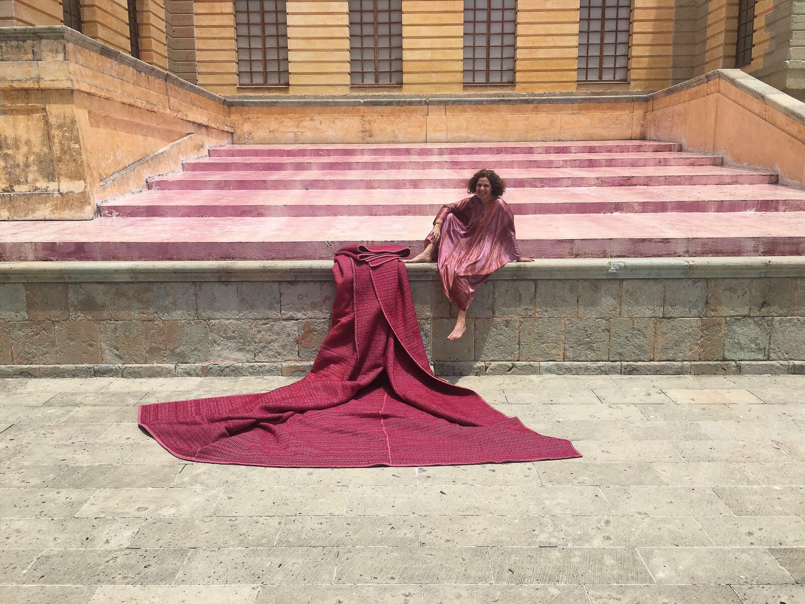 Maddalena Forcella artist and co-founder of Madda Studio