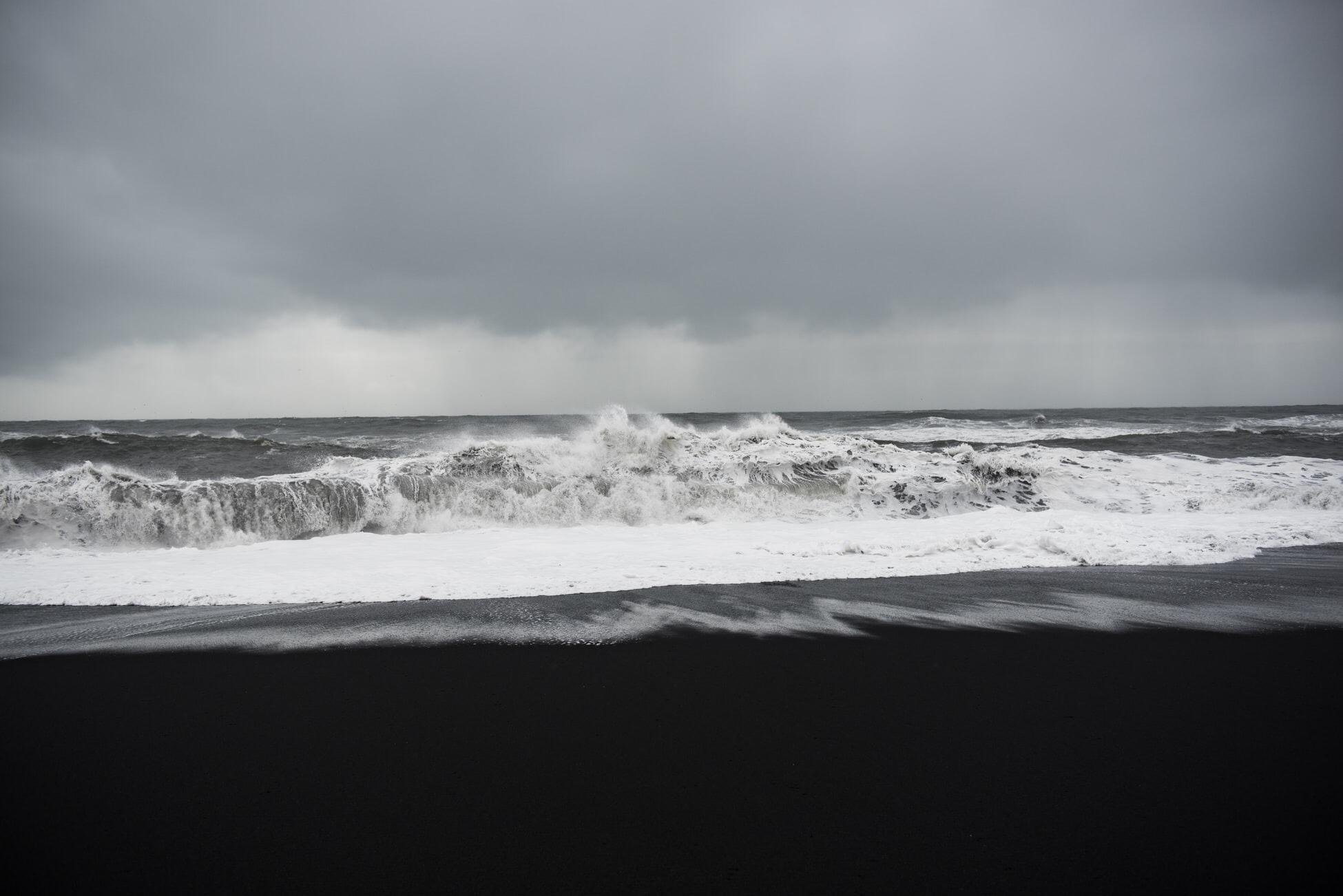 Vik, Iceland | Photo by Joanna Kosinska