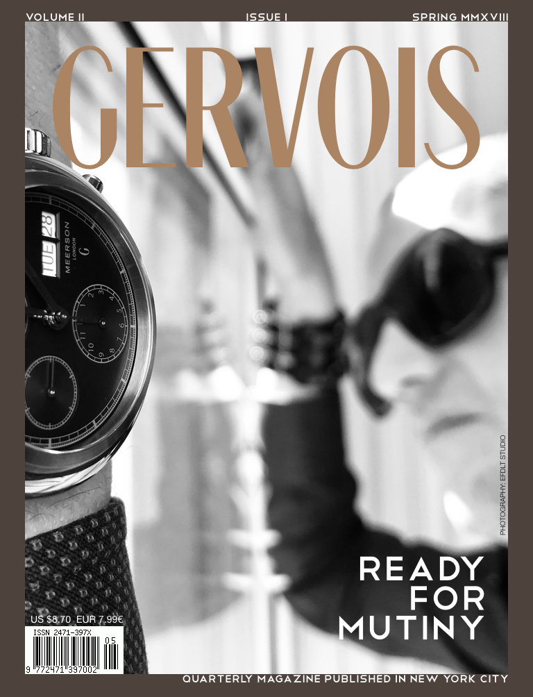 GERVOIS magazine Spring 2018 Cover - Meerson Mutiny by EFDLT Studio - Legit Productions.png