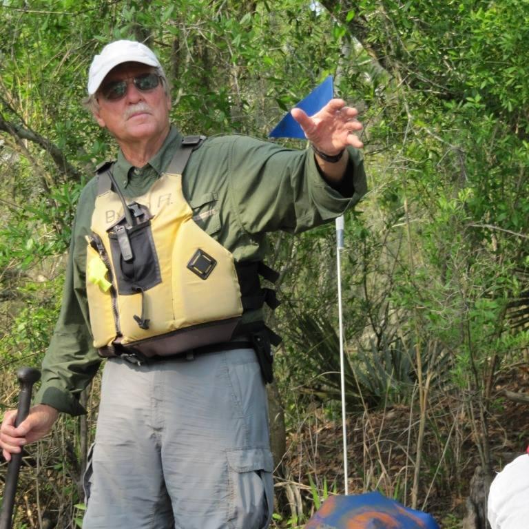 Byron Almquist - Louisiana Master Naturalist