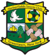 Harbor Fields Soccer Club crest logo.png