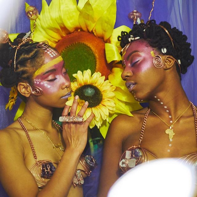 We are so excited for @oshun 😊😊😊😊😊😊💖💖💖💖💖 October 26th, presented by @minty_boi at @market.hotel  Ticket link in bio