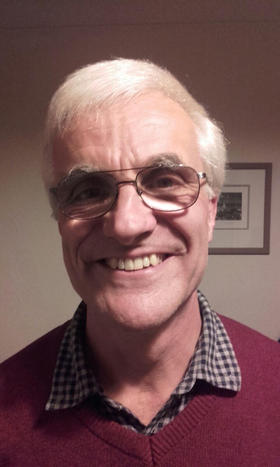 Richard Bulmer - Treasurer