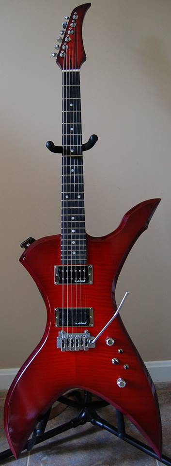 Redtail Electric Guitar