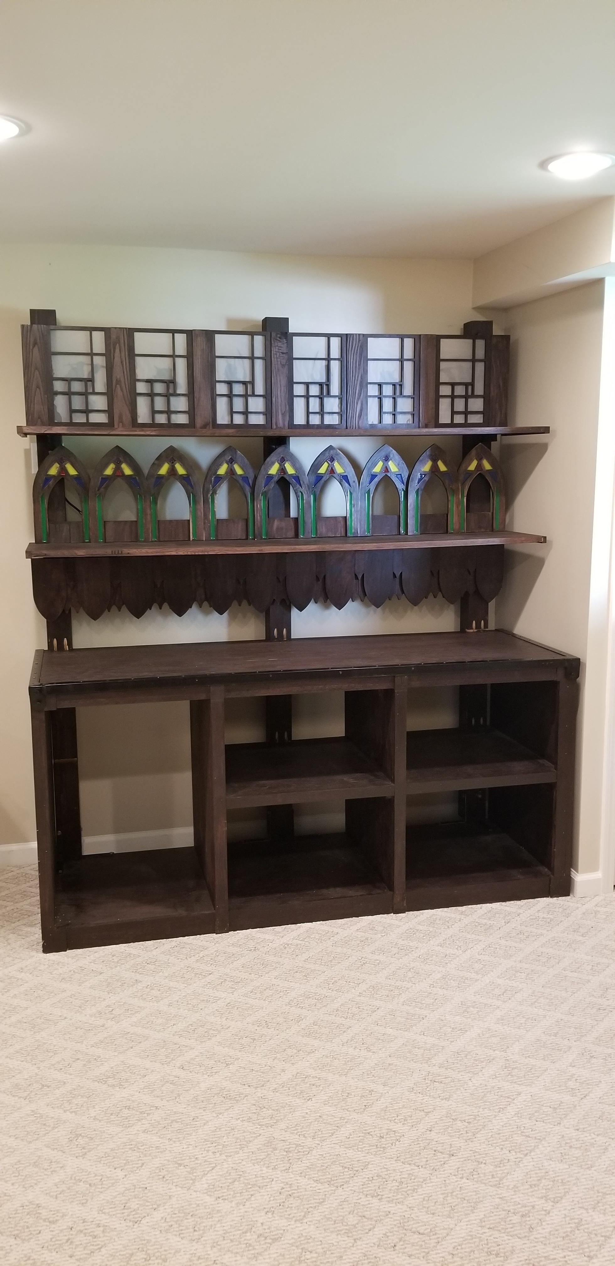 Warrior's Worship Bookshelf
