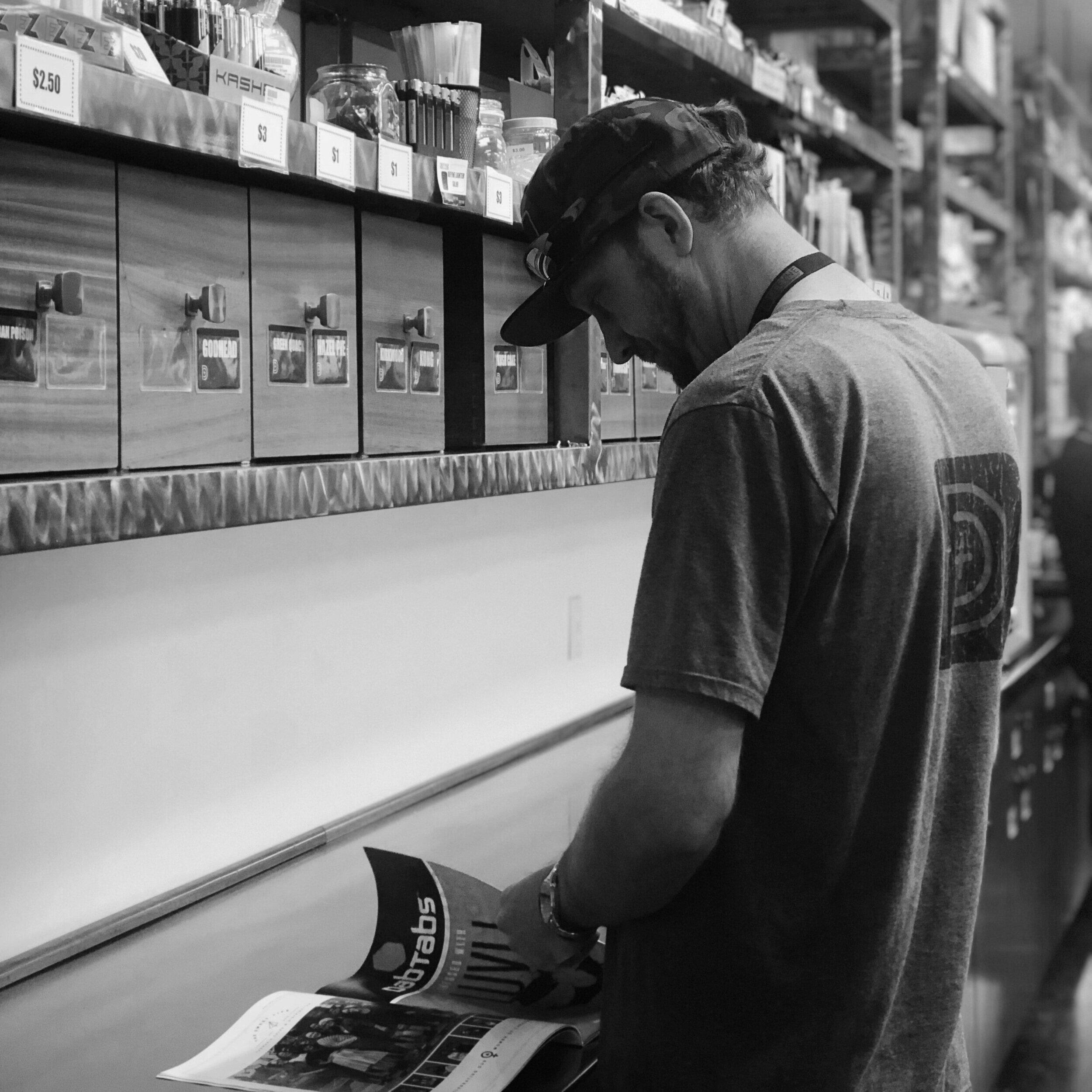 Inventory Assistant - • Josh •
