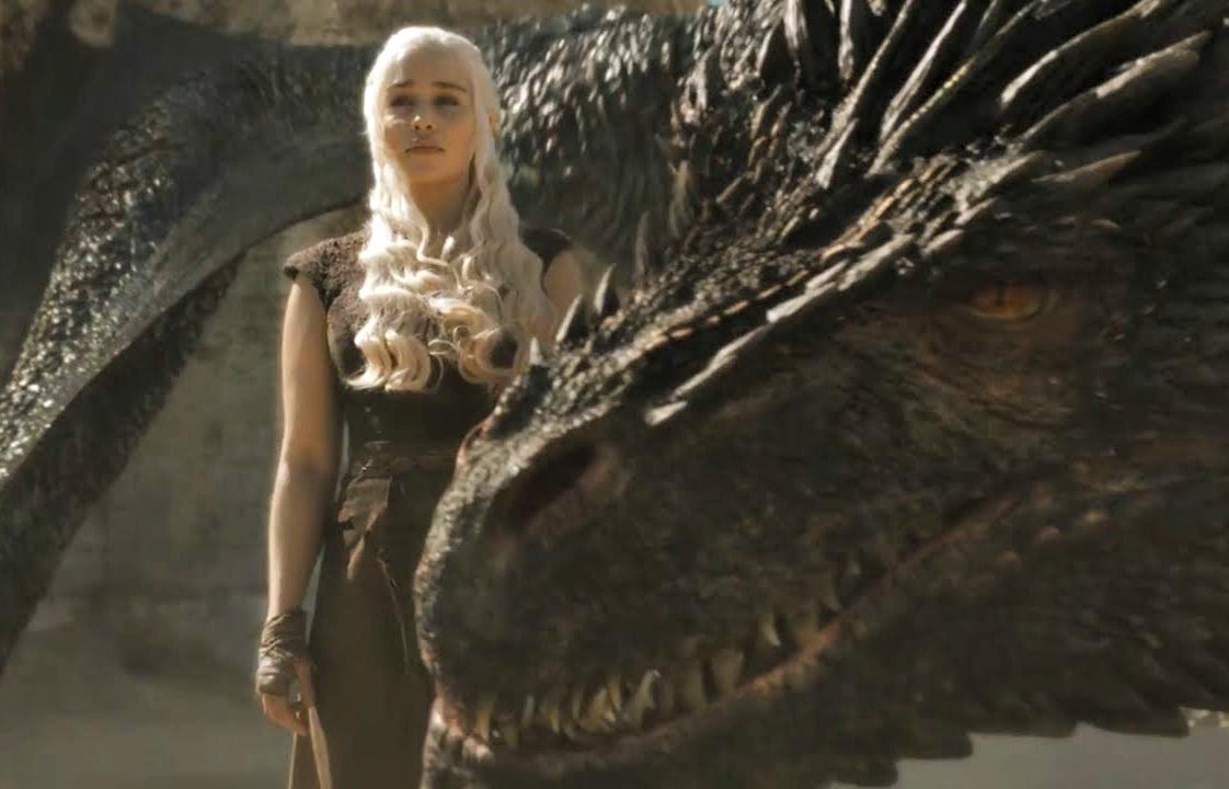 Daenerys Targaryen Mother of Dragons, Breaker of Chains