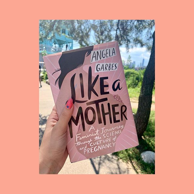 """#RootandSparkReads: """"Like A Mother,"""" by @angelagarbes  If you are thinking about getting pregnant or love someone who is-- please read this book! Not a single meeting with us goes by without recommending this book to our clients. @angelagarbes welcomes us into her journey of navigating the space between magic, science and wonder as it relates to pregnancy, birth and postpartum. Coming from food journalism, we find her words land easily onto nervous and curious expecting individuals who have no idea what is going to happen to their bodies and lives. It is a vulnerable, raw and honest invitation into her experience, one that we often see as a mirror into our own. We are so lucky that she had the courage and valuable forethought to share her story and her work with the world.   Have you read this yet?? What did you think??"""