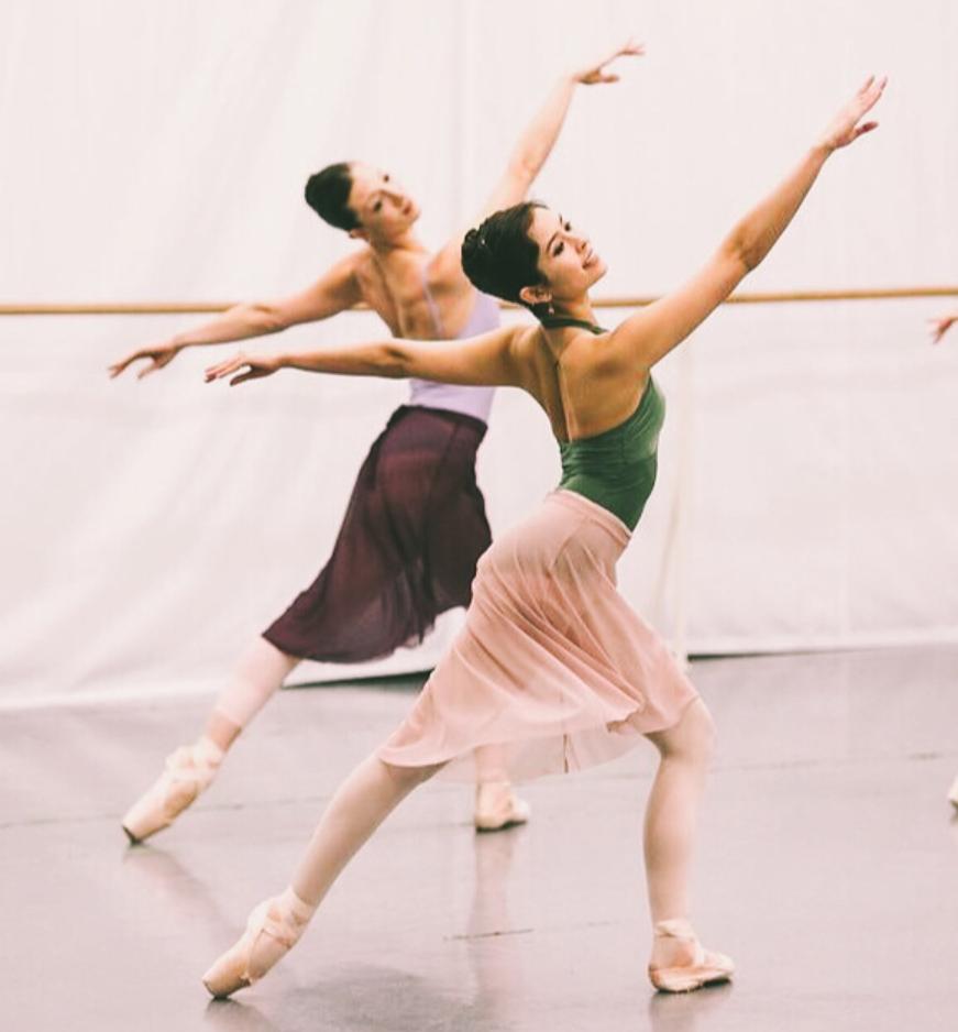 LDC Alumni, Taylor Bibee - Corps member Rochester City Ballet.