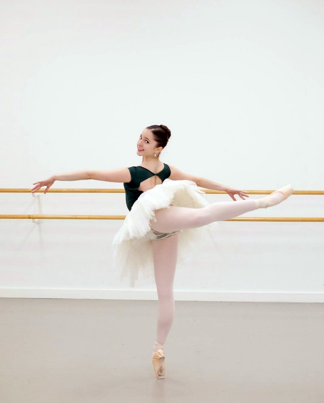 LDC Alumni, Suzanna Lathrum - Currently a member of Boston Ballet ll. Graduate of National Ballet School of Canada.