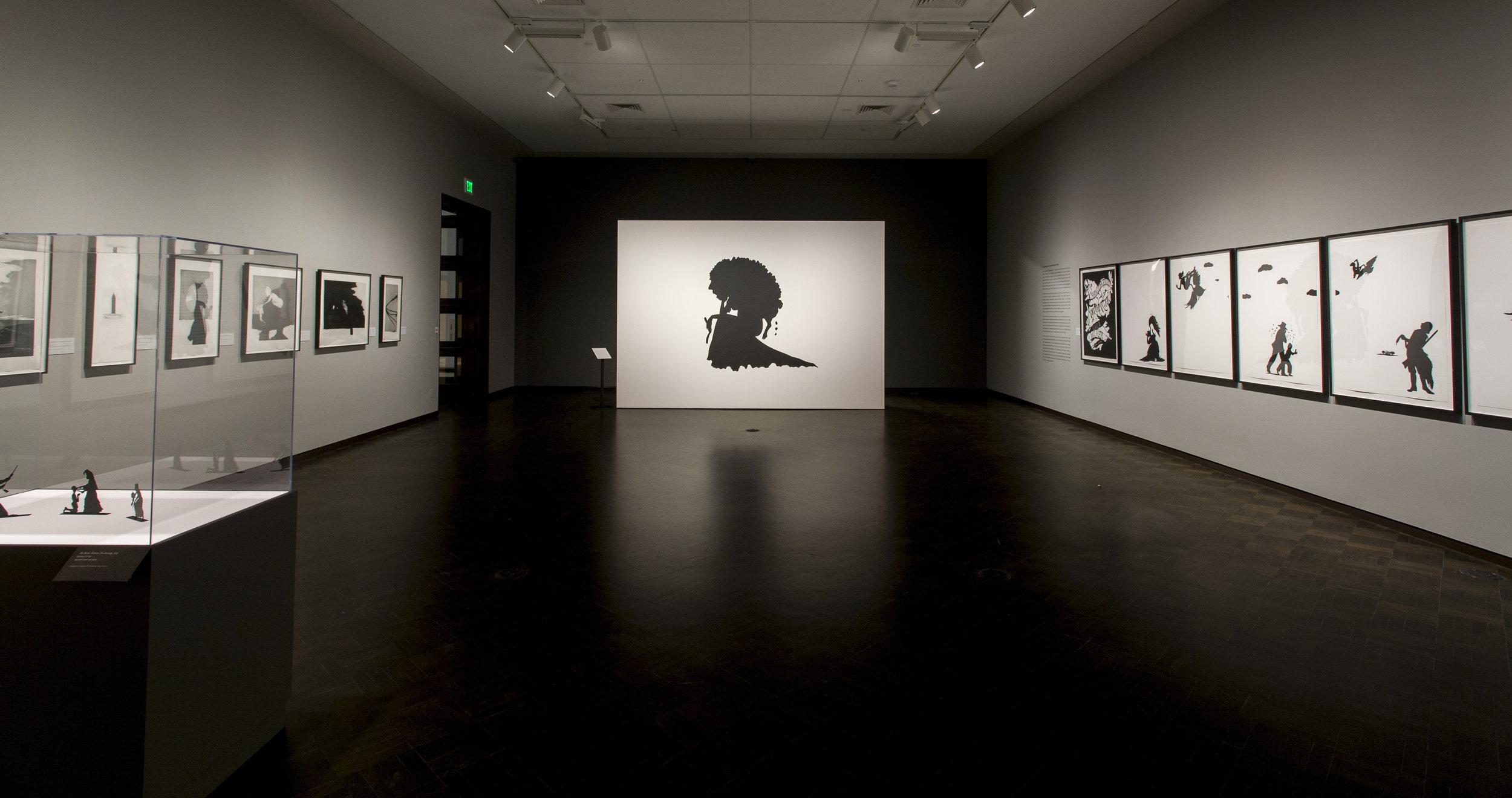emancipating the past: - Kara Walker's Tales of Slavery and Power