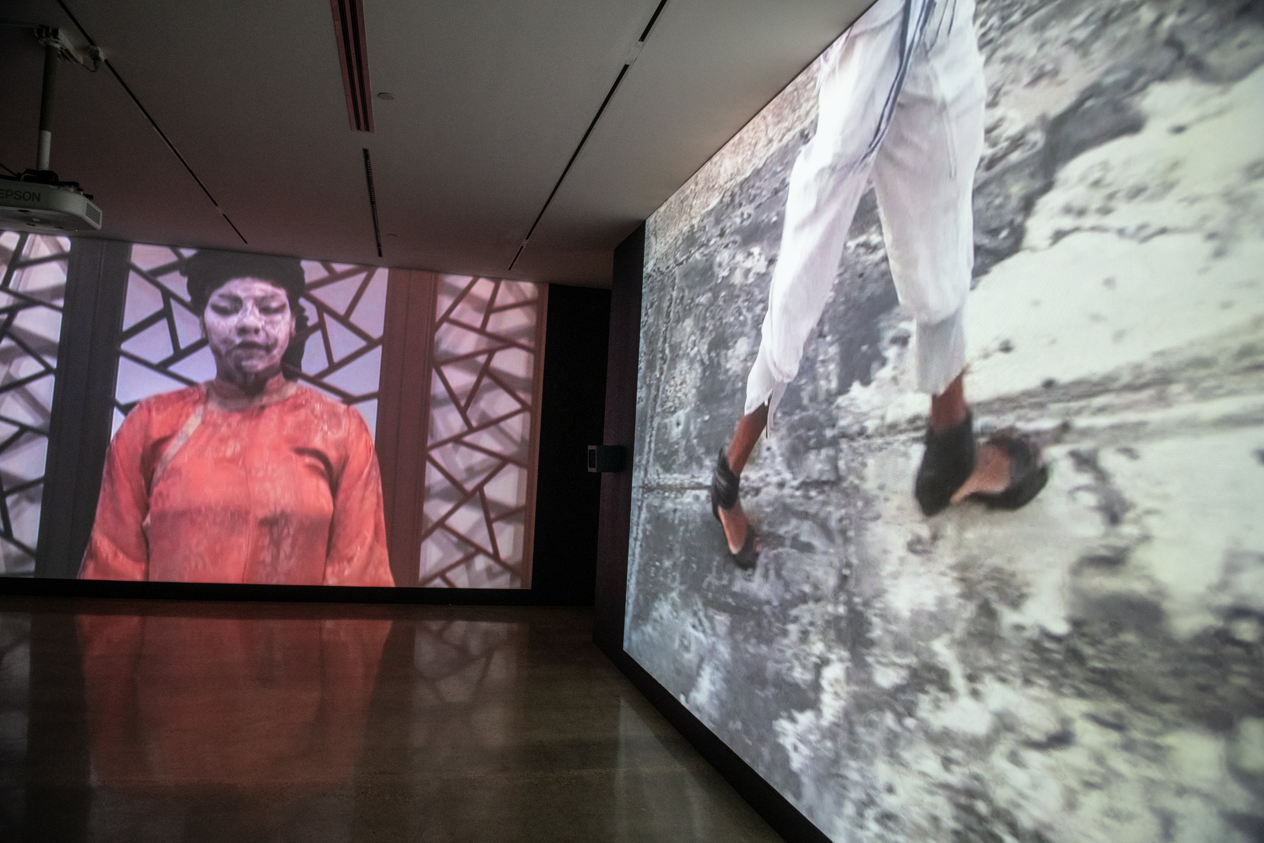 Like the Lonely Traveler - Video Works by Maria Magdalena Campos-Pons