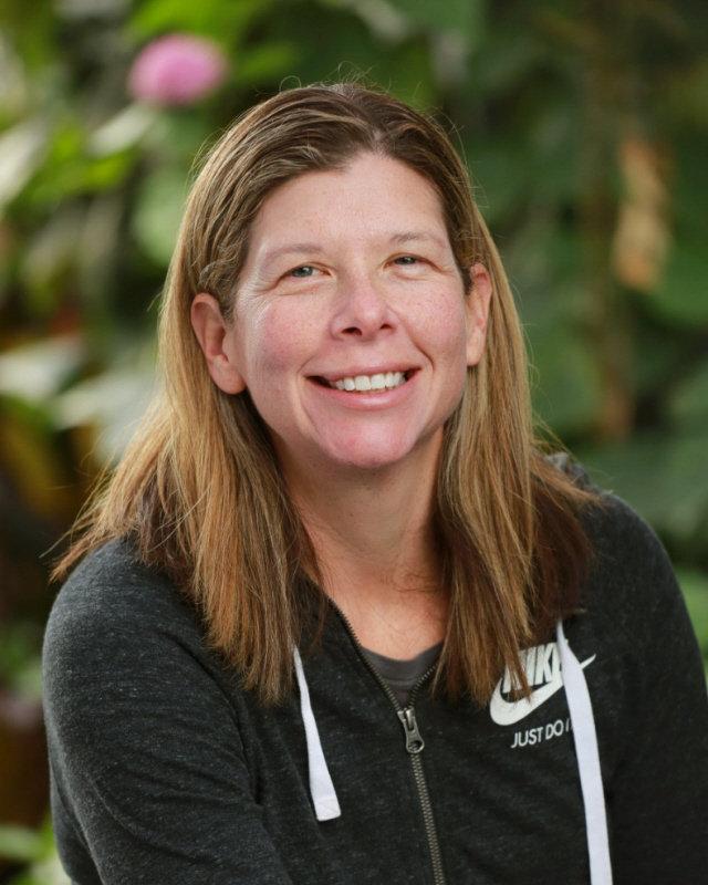 Kelly Barajas, System Administrator + Help Desk Technician