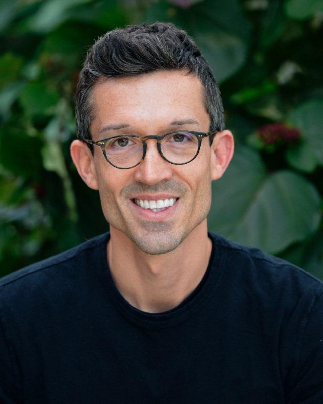 Christopher Warner, Director of Technology