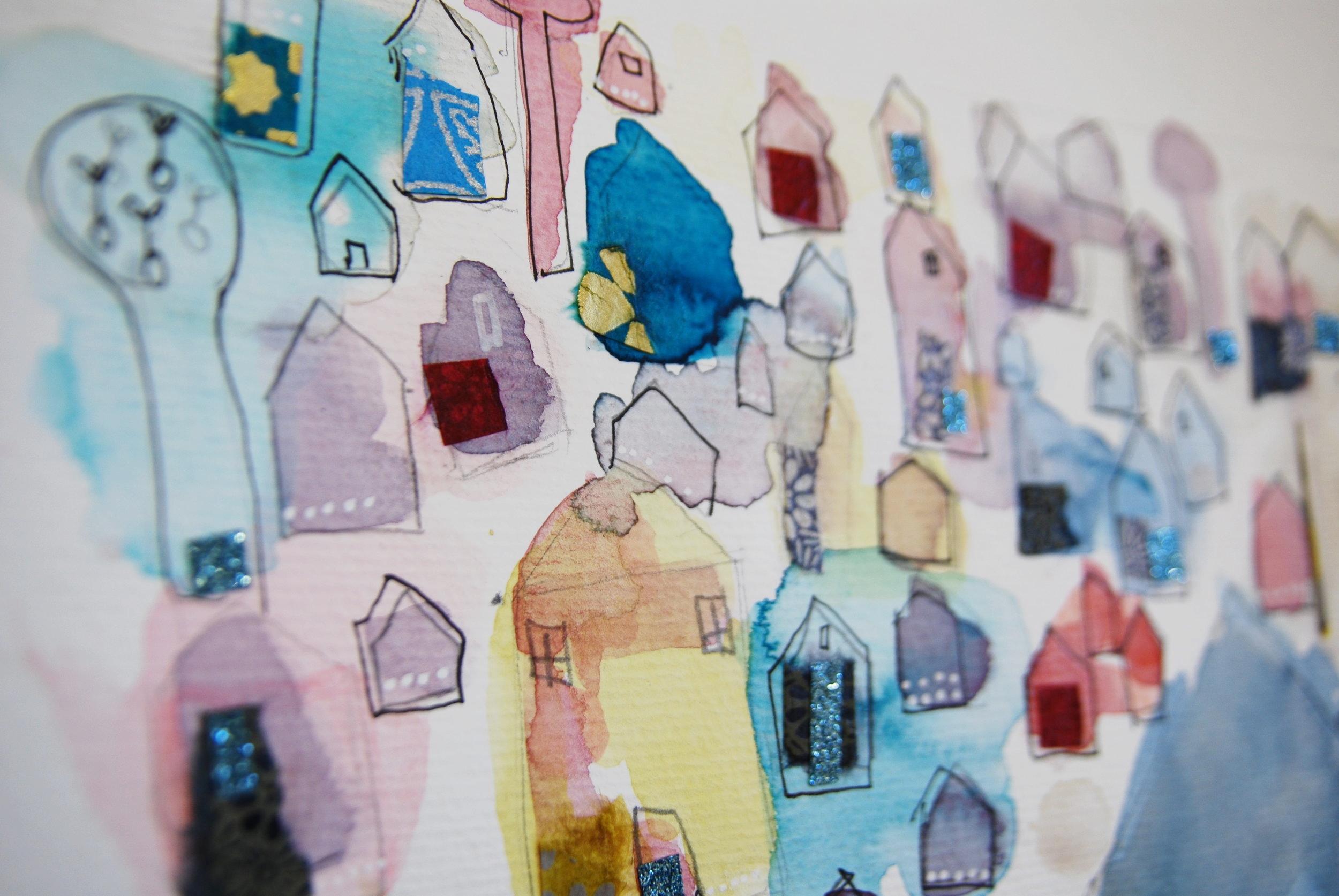 Mettre en couleur sa maison, son quartier, son village -