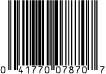 0787 5 oz AR Oval Tin