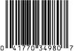 3498 7.75 oz AR DR Heart Tin