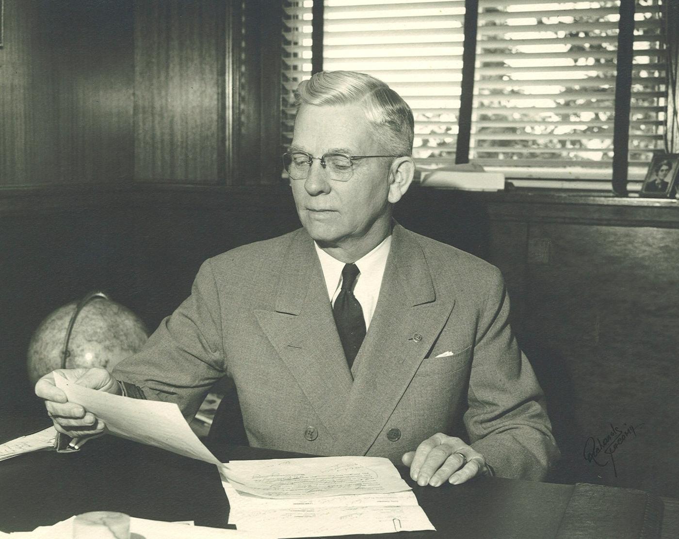 J. CLIFFORD HALEY