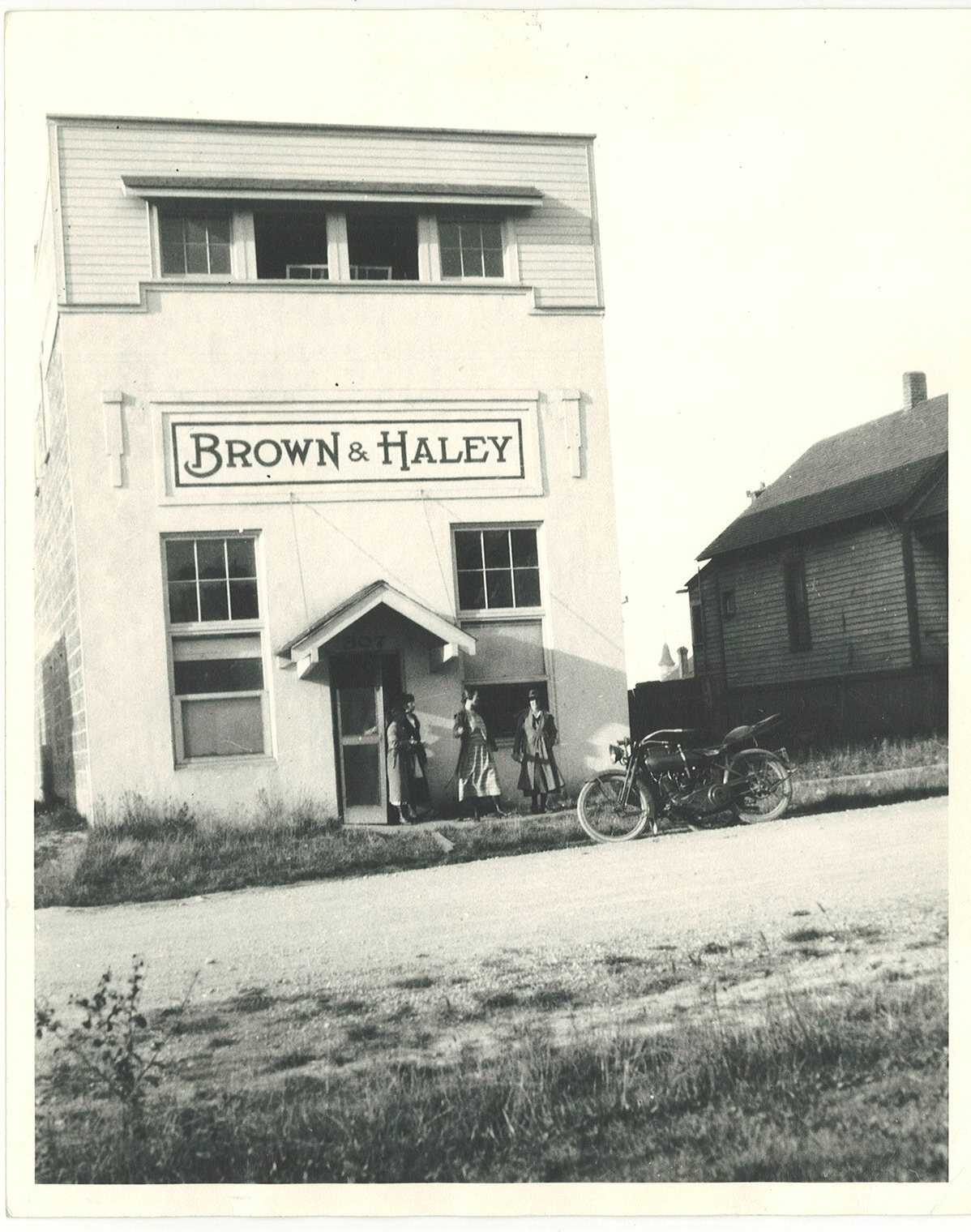 BROWN & HALEY FACTORY