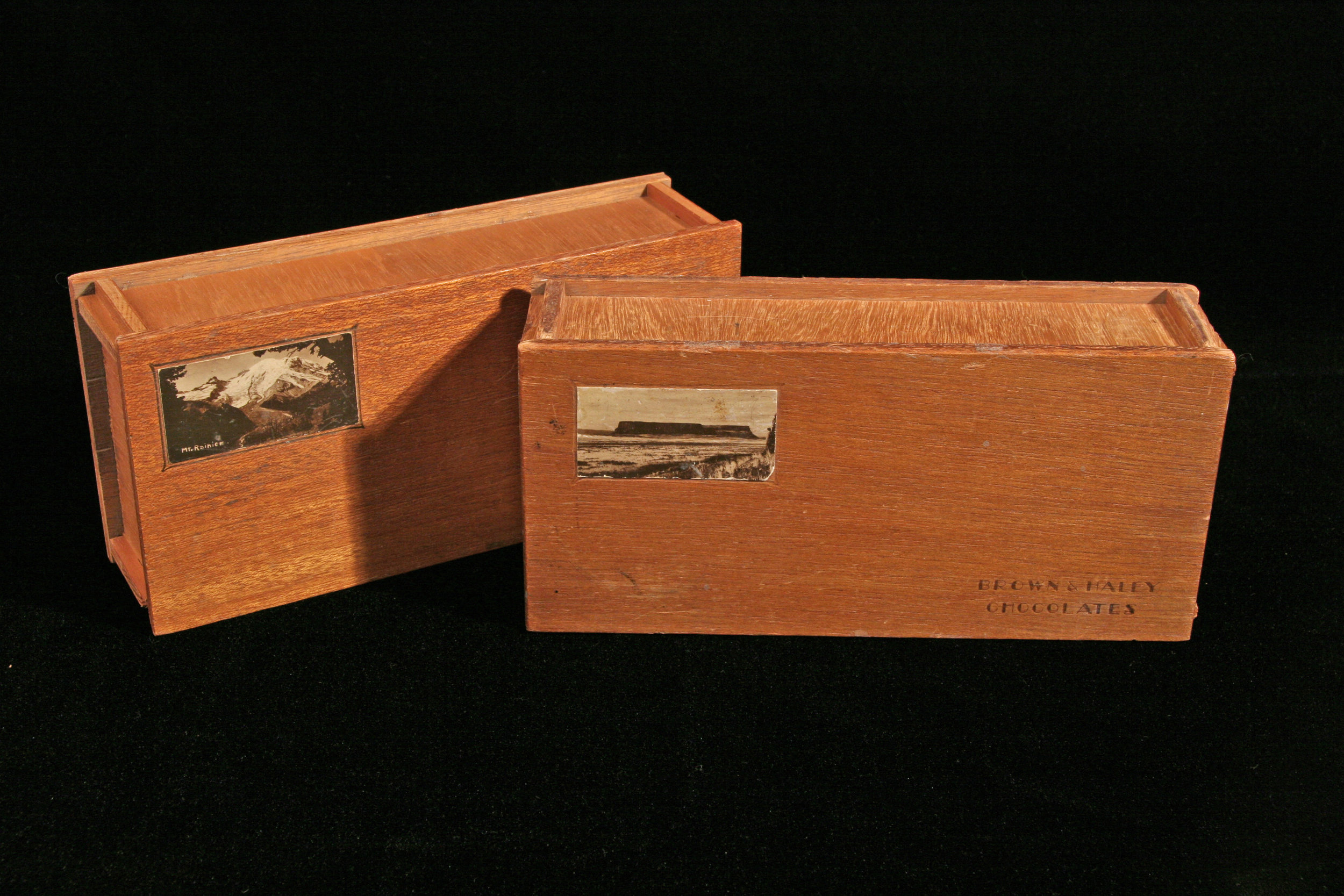 CASCADE SERIES OF BOXES