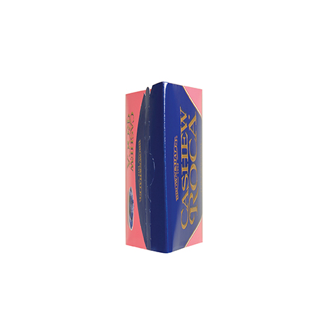 0582 5 oz Cashew ROCA®Stand-up Box - Top View