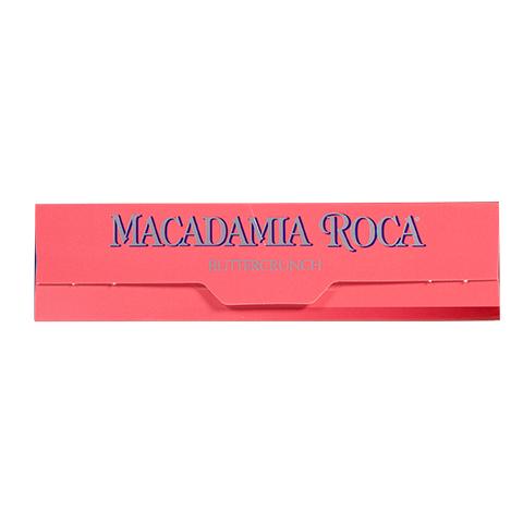 0602 4.9 oz MACADAMIA ROCA® Gift Box - Left-side View