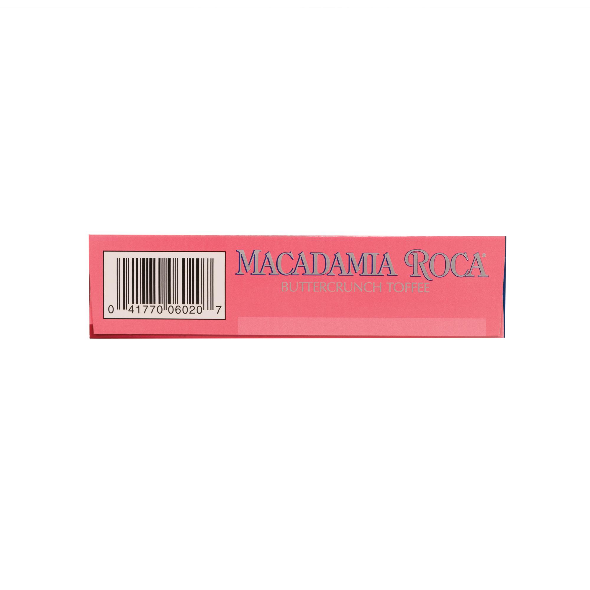 0602 4.9 oz MACADAMIA ROCA® Gift Box - Right-side View