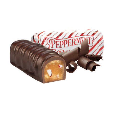 DARK CHOCOLATEPEPPERMINT ROCA® - Product Image