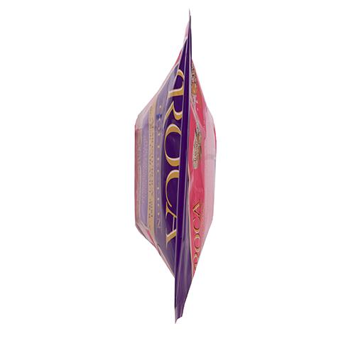 0783 15.9 oz Assorted Stand-up Pouch: ALMOND ROCA®, SEA SALT CARAMEL ROCA® - Top View