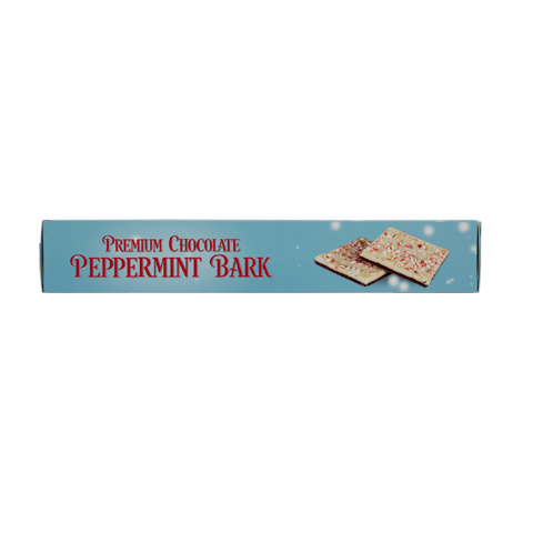 5850 5.6 oz Two Tone PEPPERMINT BARK - Bottom View