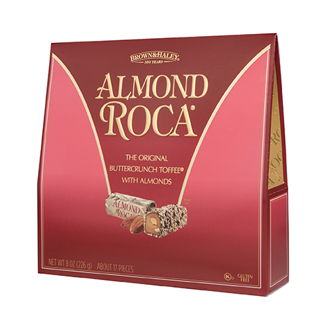 5335 8 oz ALMOND ROCA® Purse Pack - Left-facing View