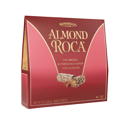 5335 8 oz ALMOND ROCA® Purse Pack - Right-Facing View