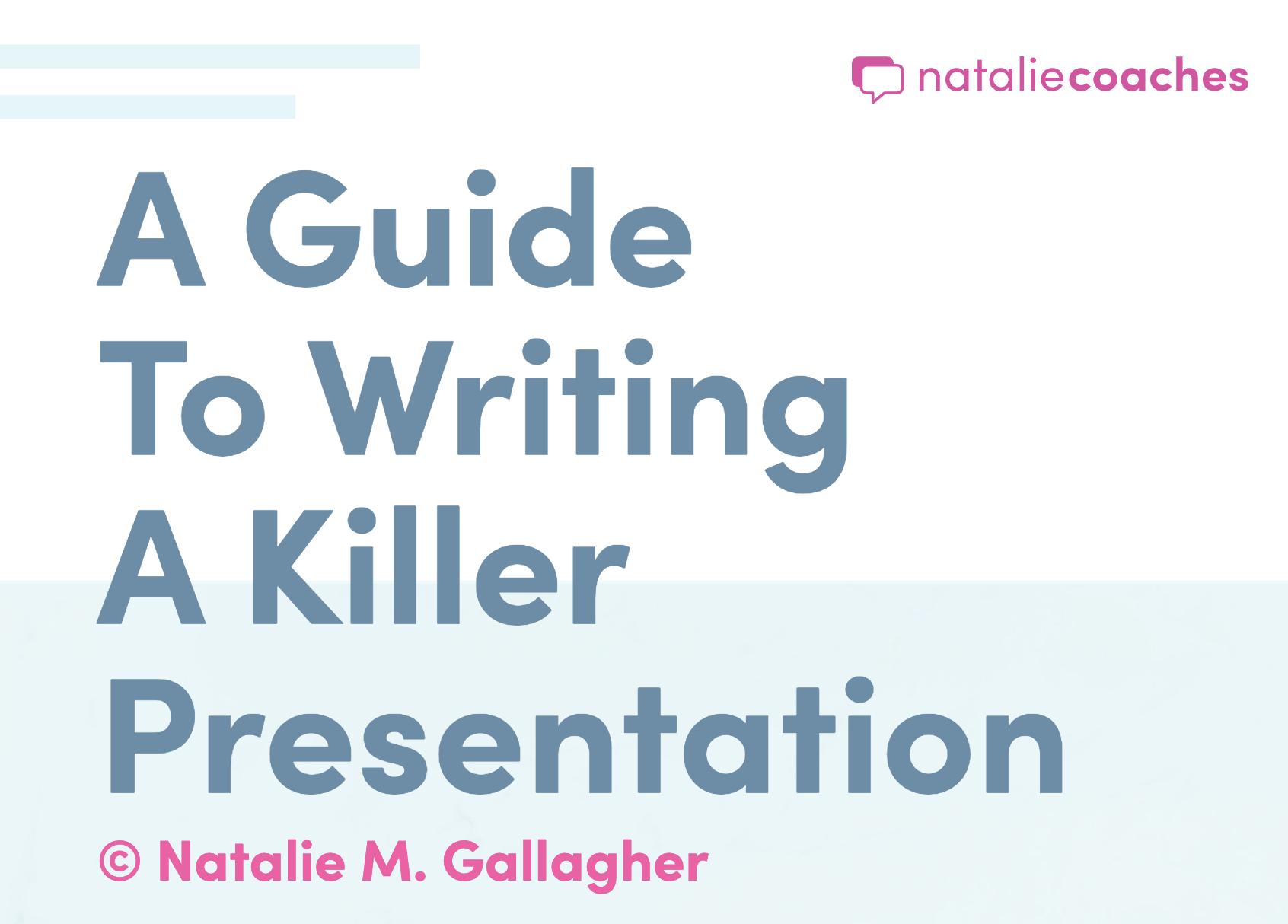 Making info accessible starts with writing. Download your FREE guide to help you!